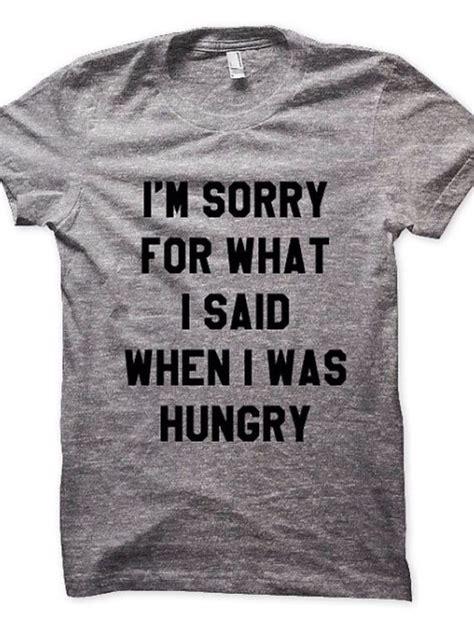 Custom Graphic Tshirt I M Hungry picmia
