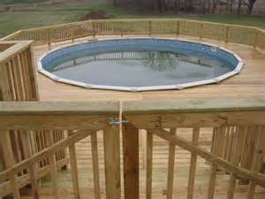 swimming pool decks have archadeck of ft wayne build your pool deck