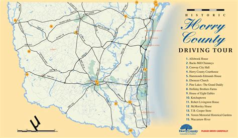 Horry County Search 100 Intracoastal Waterway Map Grand Cdd Chesapeake Bay Holden