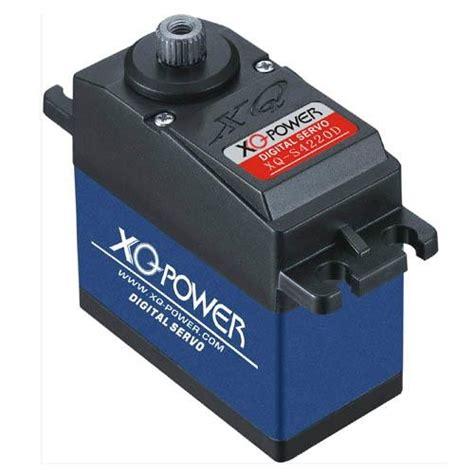 Sale Xq Power S4020dtitanium Gear High Torque Digital Servo 11 1v hv high torque digital servo xq s4220d for 700