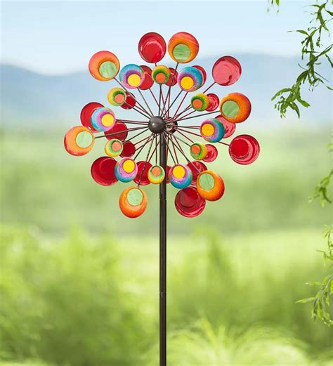 Garden Decor Wind Spinners 25 Great Ideas About Wind Spinners On Pinterest