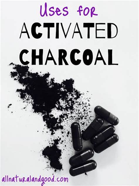 Http Naturalsociety Health Benefits Of Activated Charcoal Medicine Detox by Uses For Activated Charcoal All