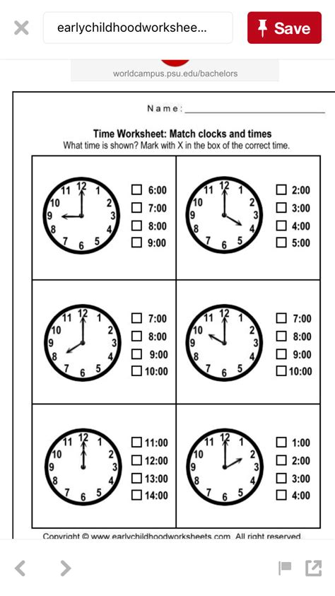 what time does worksheets daylight savings kindergarten