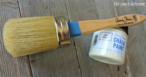 chalk paint brush sloan chalk paint and brush