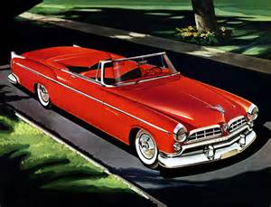Chrysler Retro Plan59 Classic Car Vintage Ads 1955 Chrysler