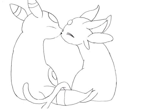 pokemon coloring pages espeon pokemon coloring pages umbreon coloring home