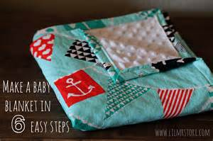 Can I Wash A Comforter In The Washing Machine Make A Baby Blanket In 6 Easy Steps Tori Grant Designs