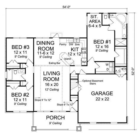 split two bedroom layout 25 best ideas about 3 bedroom house on the