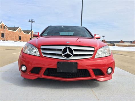 Mercedes Factory Parts by 2008 Mercedes C300 Sport Rwd C63 Package