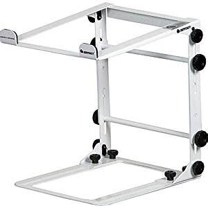 White L Stand by Odyssey L Stand M White Musical Instruments