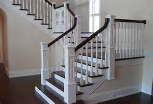 Banisters Stairs Traditional Stairways And Staircases