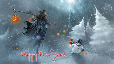 happy new year paintings happy new year 2013 by ladyowl on deviantart