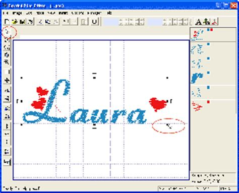 lettering design software monogramming software for embroidery machines room ornament