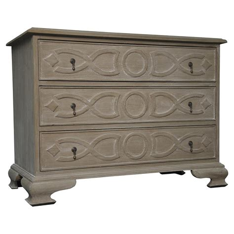 Weathered Wood Dresser alair country weathered wood dresser kathy kuo home