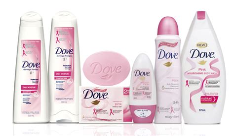 One More Pink Product For Breast Cancer Awareness Month by Skin Care Dove Pink Products For National Breast Cancer