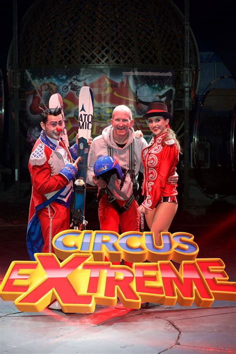 eagle  landed circus extreme