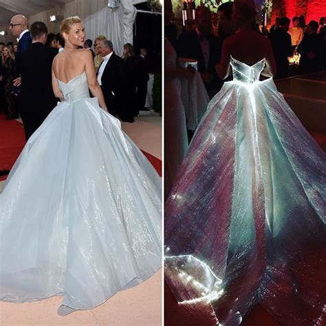 claire danes wedding dress zacposen designed claire danes metgala cinderella like