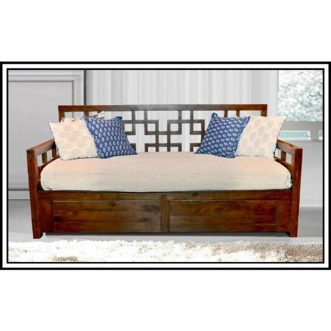 wooden sofa come bed design solid wooden sofa cum bed designs 1 sofa cum beds
