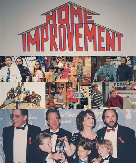 home tv shows home improvement home improvement tv show fan art