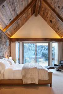 65 cozy rustic bedroom design ideas digsdigs cabin log bedrooms panda s house