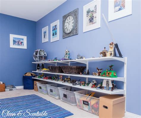 boys room storage boys bedroom ideas home tour clean and scentsible