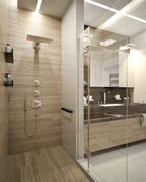 Pictures Of Bathroom Showers 5 Ideas For A One Bedroom Apartment With Study Includes Floor Plans