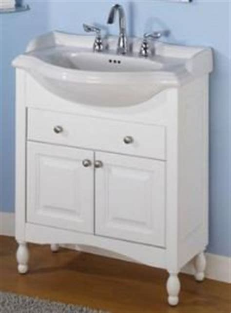 26 quot narrow depth bathroom vanity base