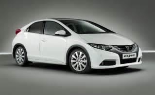 Honda Europe New European Honda Civic Debuts At Frankfurt Auto Show
