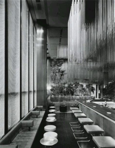 Four Seasons Grill Room by 28 Best Images About Mies Der Rohe On New