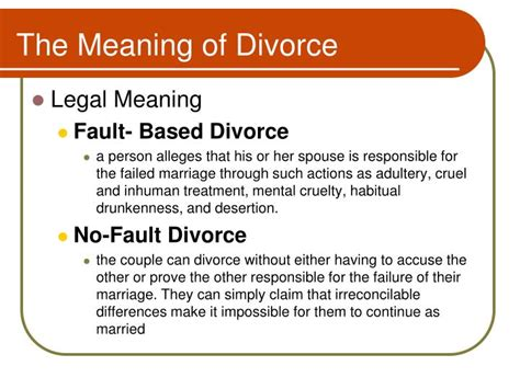ppt coming apart separation and divorce powerpoint