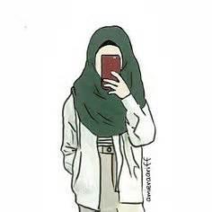 doodle persahabatan 1000 images about kartun muslimah on hijabs