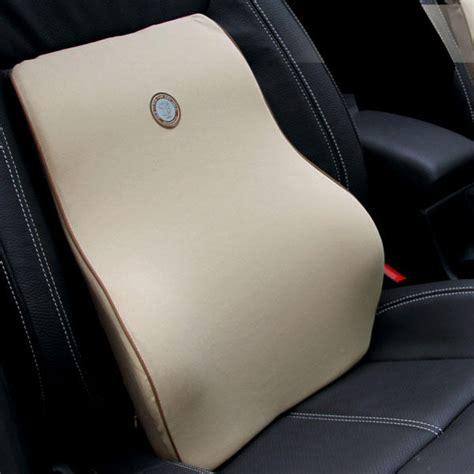 cuscino lombare auto cuscino schienale sedile auto viscoelastico lombare postura