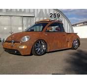 VW Beetle Rat Rod Truck