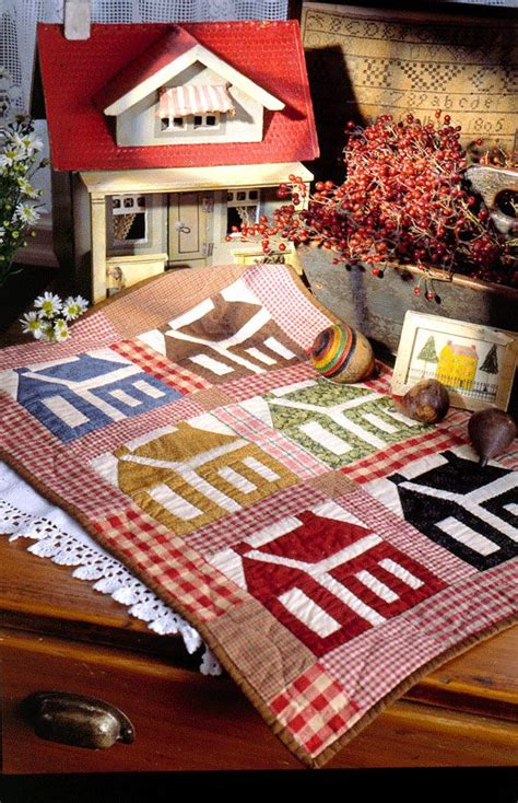 house quilt patterns house block quilt patterns the quilted house pinterest