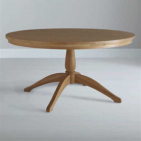 buy neptune henley 150cm pedestal dining table oak
