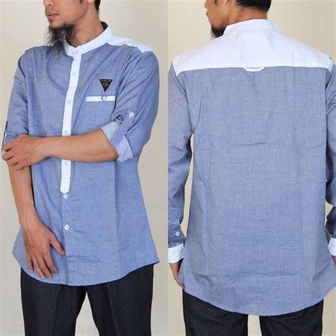 Baju Koko Pria Bahan Cotton Baju Koko Ts 4448 Zeintin 25 ide terbaik tentang kemeja putih di