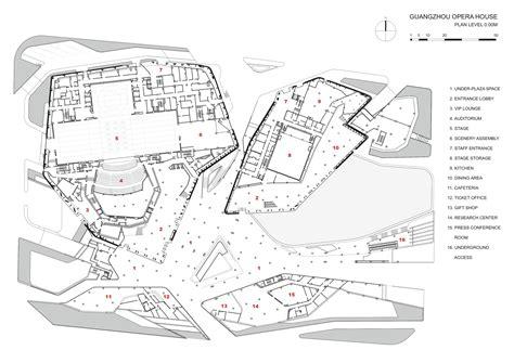house plan com gallery of guangzhou opera house zaha hadid architects 16