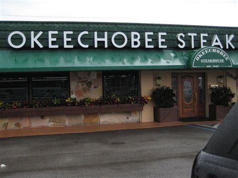 front door picture of okeechobee steakhouse west palm - Okeechobee Steak House West Palm Fl