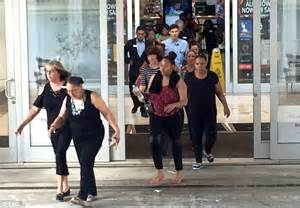 Causes Chaos At The Mall by Crabtree Valley Mall Shutdown In Carolina After