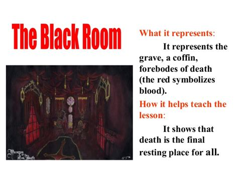 masque of the red death color symbolism allegory and symbols in the masque of the red death