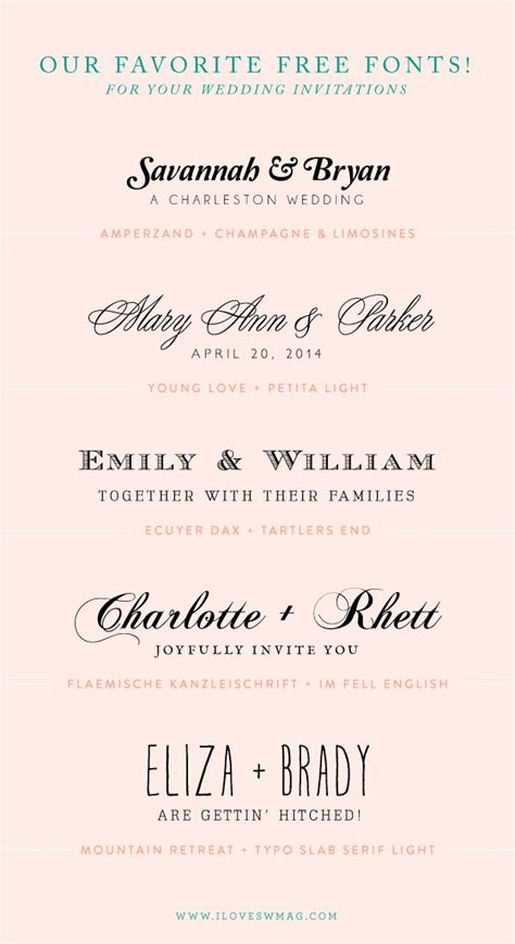 best wedding invitation font 67 best images about wedding fonts on free