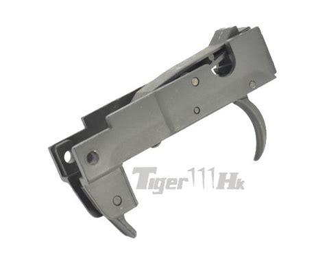 Triger Set Ak Airsoftgun a k svd bolt sniper rifle trigger set black