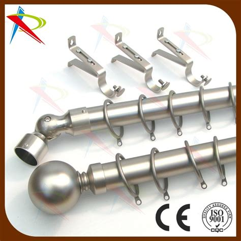 curtain pole elbow joint metal bay window curtain pole rod elbow corner joint