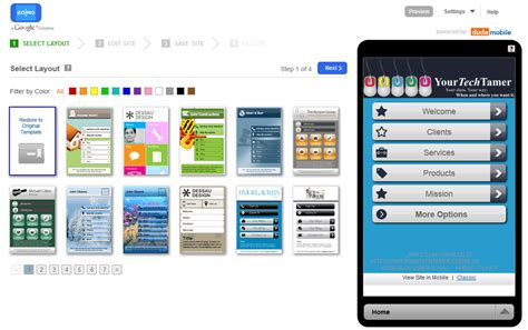 Layout Design For Mobile Website | making your website mobile friendly you have to do it