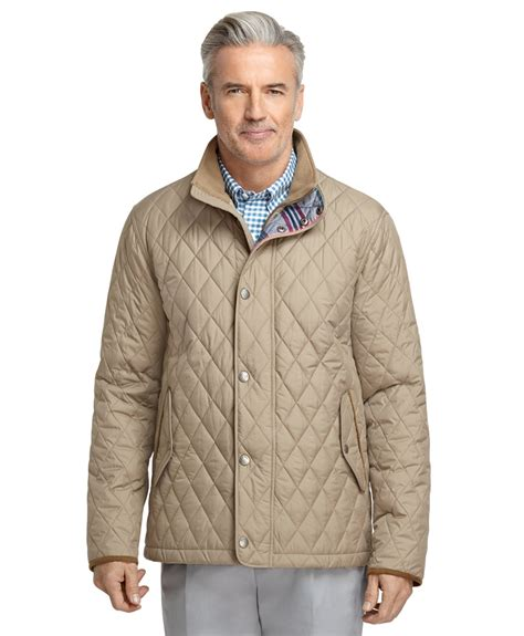 Brothers Quilted Jacket by Brothers Quilted Jacket In For
