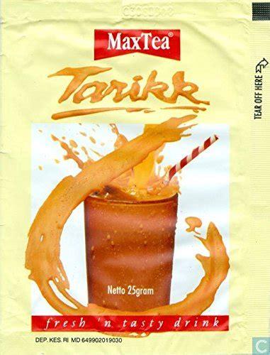 Max Creamer Sachets max tea teh tarikk 25 gram 10 sachets food beverages