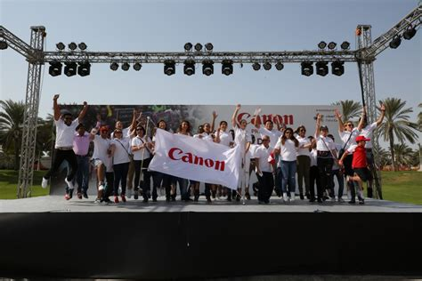 canon day  giving raises funds  support