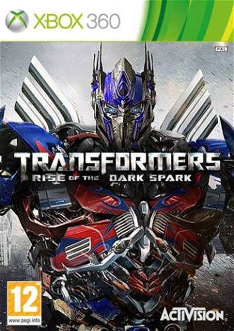 Sale Xbox One Transformers Rise Of The Spark With Exclusive Dlc transformers rise of the spark xbox 360 konsolinet