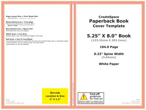 Createspace Interior Templates by 187 Self Publishing Paperback Neil N Chopra