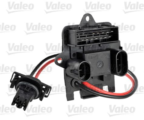 valeo fan resistor renault clio mk2 1 9d heater blower resistor 2001 regulator rheostat valeo new ebay